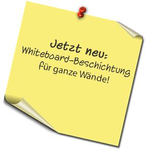 Whiteboard-Beschichtung