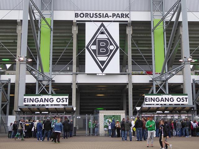 Station Borussia Mönchengladbach - Dohmen Malermeister